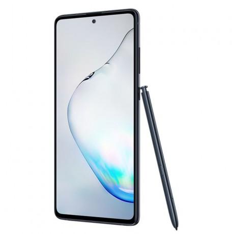 Samsung Galaxy Note 10 Lite Dual SIM - 128GB, 8GB RAM, 4G LTE, Black