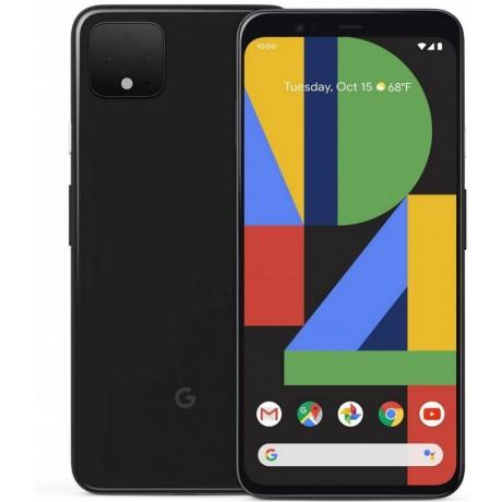 Google Pixel 4 XL - 128GB, 6GB RAM, 4G LTE, Just Black