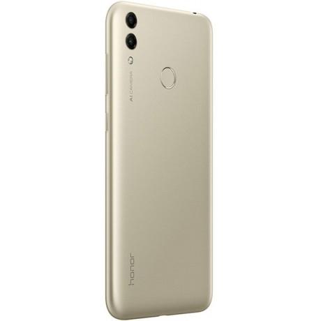 Honor 8C Dual Sim - 32GB, 3G RAM, 4G LTE, Gold