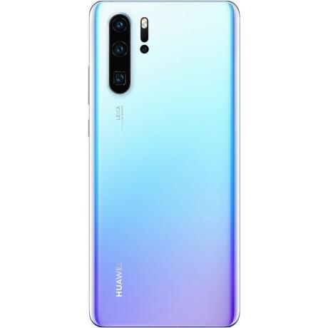 Huawei P30 Pro Dual SIM - 256GB, 8GB RAM, 4G LTE, Breathing Crystal