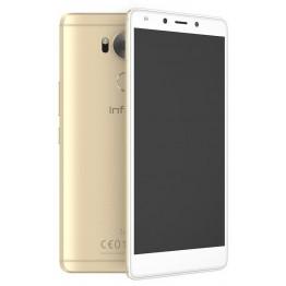 هاتف زيرو 4 بلس من انفينيكس - ثنائي الشريحة، 64 جيجابايت، 4 جيجابايت ، الجيل الرابع ال تي اي، ذهبي
