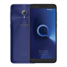 Alcatel 3L 5034D - موبايل 5.5 بوصة - 16 جيجا - 4G - أزرق