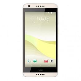 HTC Desire 650 - 5.0 بوصة - 4G - 32 جيجا بايت - أبيض