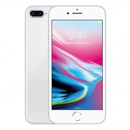 apple آيفون 8 بلس - 64 جيجا بايت - فضي