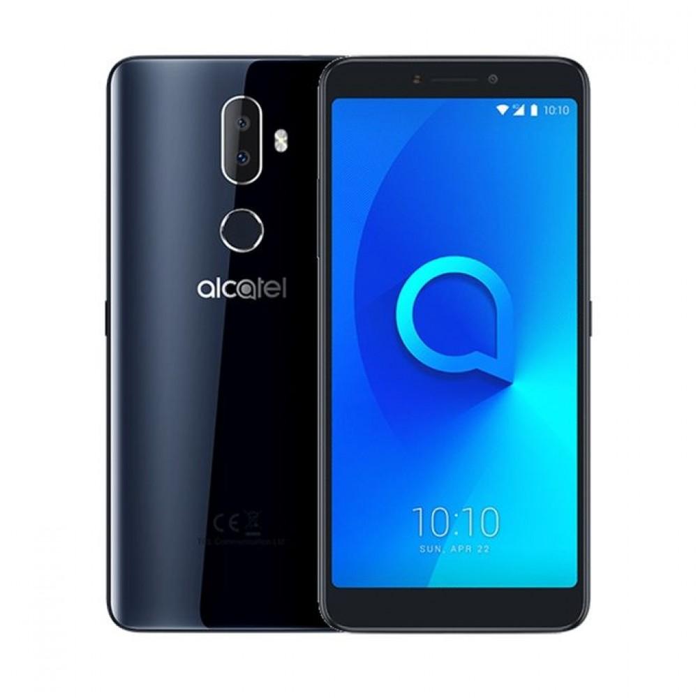 Alcatel 3v (5099U) - 6.0-inch 16GB 4G Mobile Phone - Spectrum Black