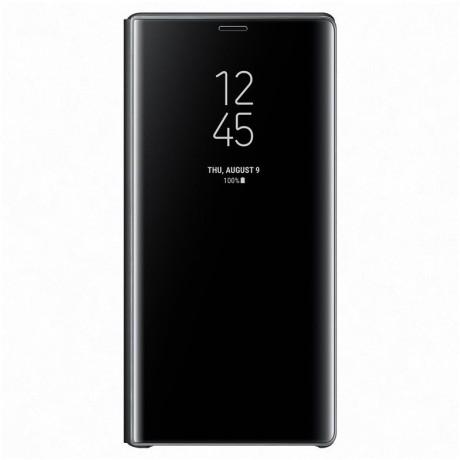 Clear View Standing Original With Sensor For Samsung Note 9 EF-ZN960CVEGWW - Black