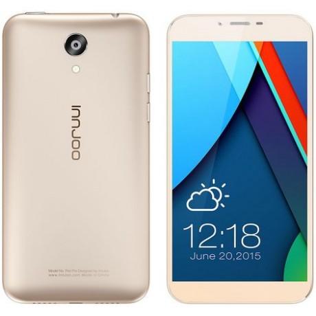 InnJoo Fire Pro Dual Sim - 16GB, 4G LTE, Gold