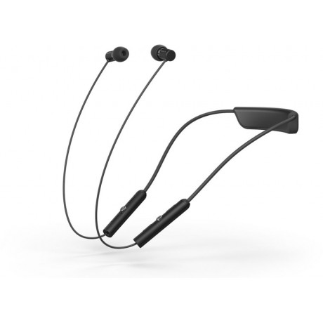 Sony SBH80 Stereo Bluetooth 3.0 AptX Headset Splashproof Earphones Multipoint, NFC - Black