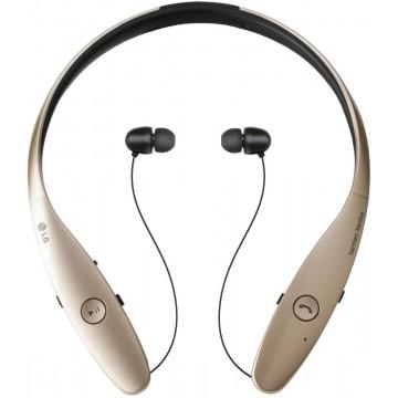 LG Tone Infinim Premium Bluetooth Stereo Headset - HBS-900, Gold