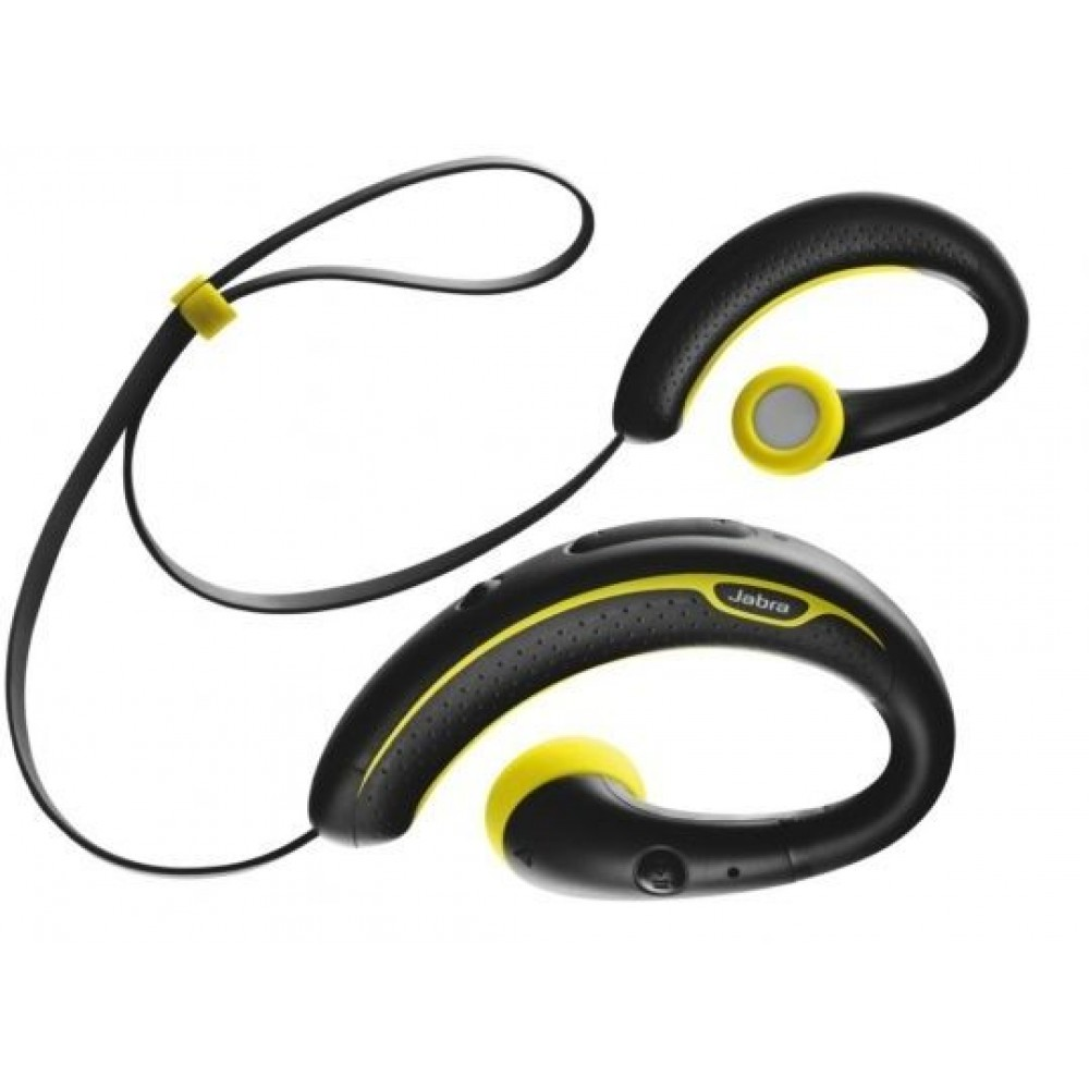 Jabra Sport Plus Wireless Bluetooth Headset, Multi Color