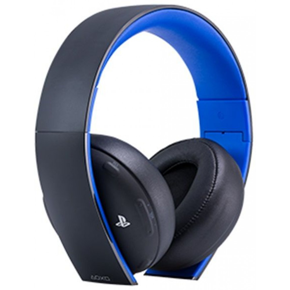 Sony PlayStation Wireless 2.0 Stereo Headset, Black