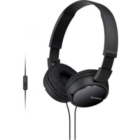 Sony Sound Monitoring Over The Ear Headset [Black,
