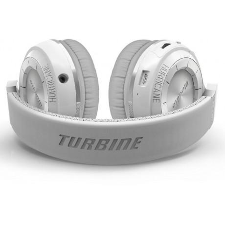 Bluedio T2S Bluetooth Stereo Headphones - White