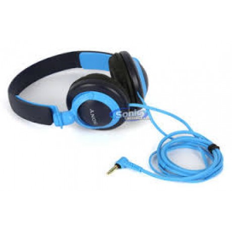 Sony MDR-XB 200 L blue headphones