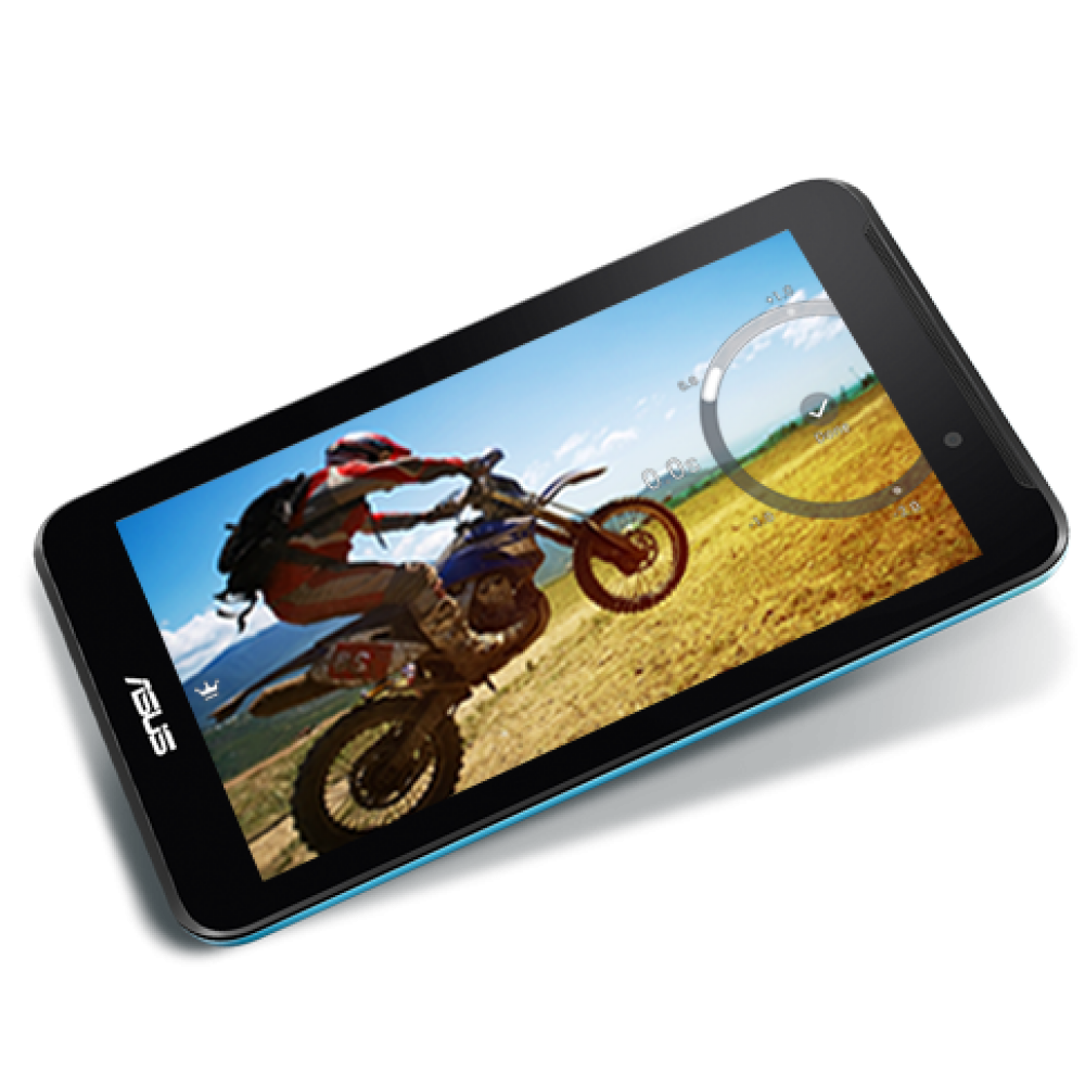 Experience a 7-inch tablet with 3G phone functionality in one hand