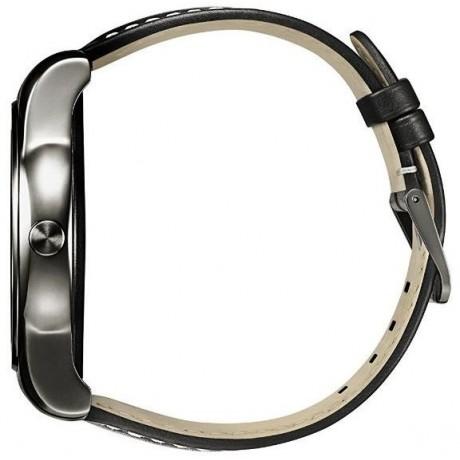 LG G Watch Urbane Wearable Smart Watch W150 - Silver, Black Strap