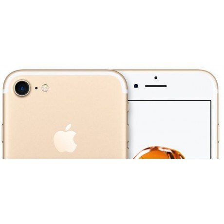 Apple iPhone 7 Without FaceTime - 32GB, 4G LTE, Gold