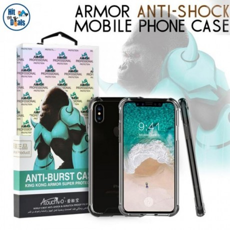 Anti Burst King Kong Armour,Super Protection,Gurilla,Gel Case Cover,for Samsung,Iphone
