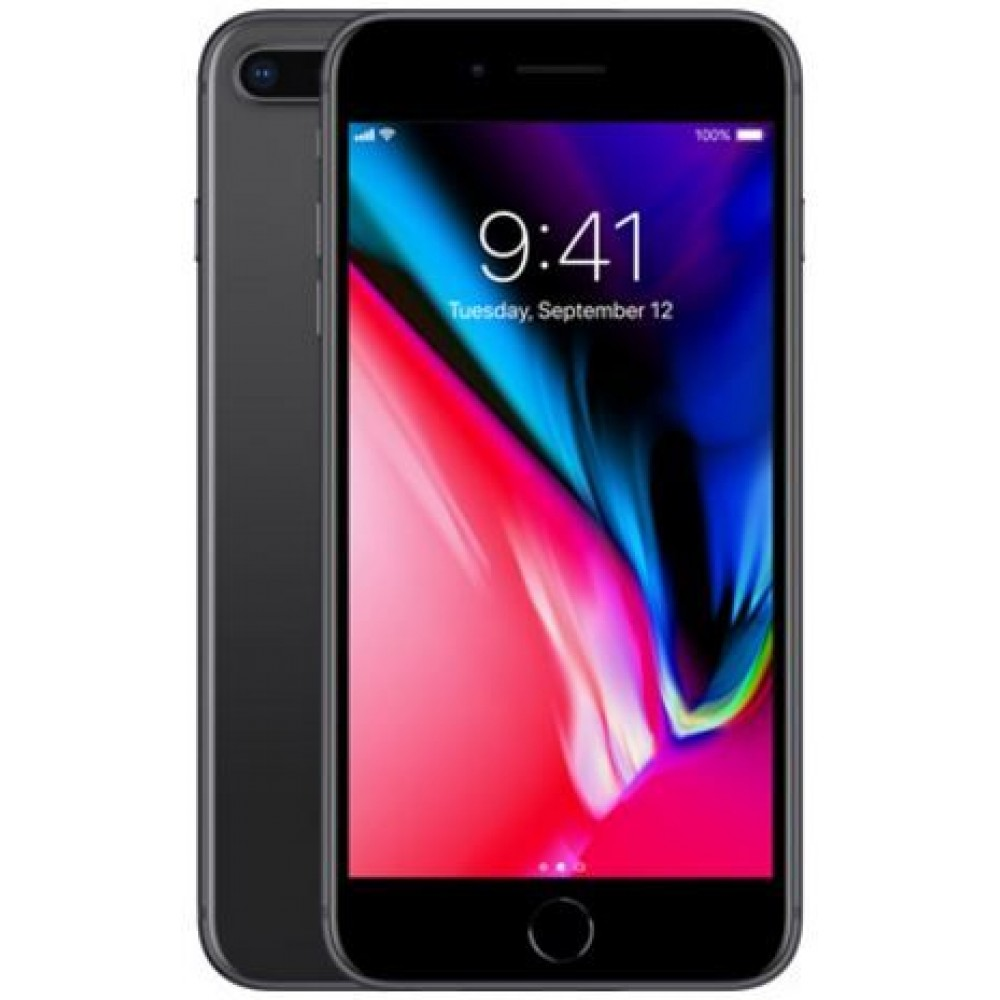 Apple iPhone 8 Plus with FaceTime - 256GB, 4G LTE, Space Grey