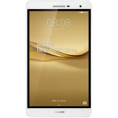 Huawei MediaPad T2 7.0 Pro, Tablet , Dual SIM ,7 Inch, 16 GB, 2 GB RAM, 4G LTE ,White