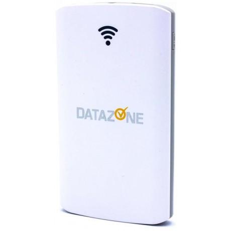 Power Bank 10000 mAh, for smart phones ,Datazone DZ-PBA10000 , White