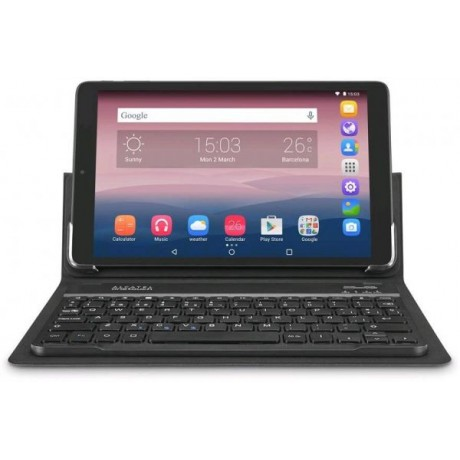 Alcatel Pixi 3 10 Tablet - 10.1 Inch, 8 GB, 3G, WiFi, Black With TypeCase