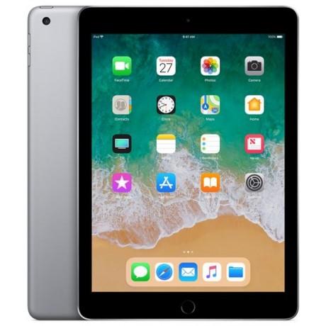 Apple iPad 2018 with Facetime - 9.7 Inch Retina Display, 32GB, WiFi, Space Grey