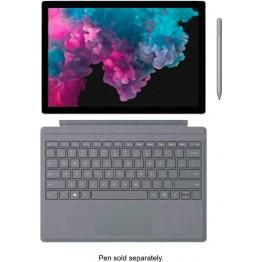 تابلت مايكروسوفت سيرفس برو 6 - انتل كور i5-8350U ، 12.3 بوصة ، 256 جيجا ، 8 جيجا ، ويندوز 10 برو ، بلاتينيوم