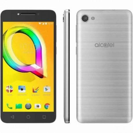 Alcatel A5, 32 GB, Silver, 4G LTE