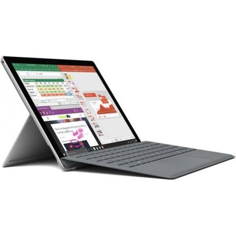 Microsoft Surface Pro 2017 Tablet - Intel Core i5, 12.3 Inch, 256GB, 8GB, Wi-Fi, Windows 10 Pro, Silver - Latest Version