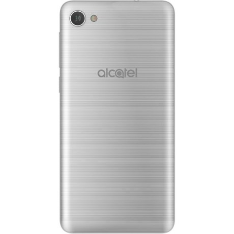 Alcatel A5 LED 5085Q Dual SIM - 32GB, 3GB RAM, 4G LTE, Metal Silver