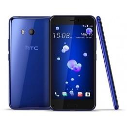 اتش تي سي U 11 بشريحتي اتصال - 64 جيجا, 4 جيجا رام, الجيل الرابع ال تي اي, ازرق