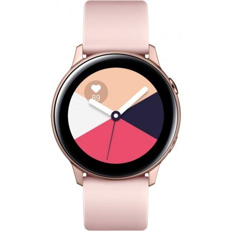 Samsung Galaxy watch Active, Rose Gold - SM-R500NZDAXSG