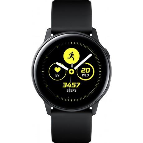 Samsung Galaxy watch Active, Black - SM-R500NZKAXSG