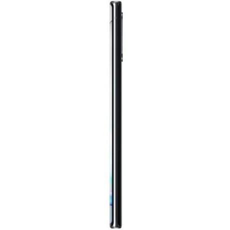 Samsung Galaxy Note 10 Dual SIM - 256GB, 8GB RAM, 4G LTE, Aura Black - Pre order