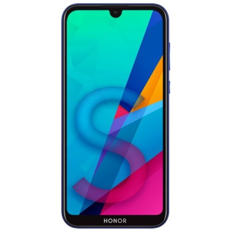 Honor 8S Dual Sim - 32 GB, 2 GB Ram, 4G LTE, Blue