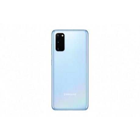 Samsung Galaxy S20 Dual SIM - 128GB, 8GB RAM, 4G LTE - Light Blue