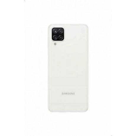 Samsung Galaxy A12 Dual SIM Mobile - 6.5 Inch, 64 GB, 4 GB RAM, 4G LTE - White