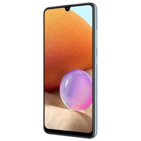 Samsung Galaxy A32 Dual SIM - 6.4 Inches, 6GB RAM, 128GB, 4G LTE - Blue