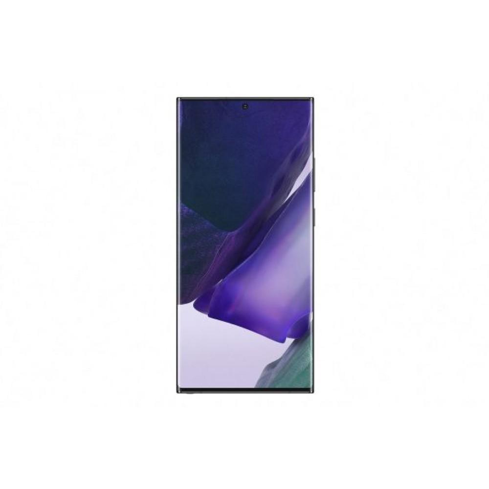 Samsung Galaxy Note 20 Ultra Mobile Phone, Hybrid Dual SIM, 6.9 Inch, 256 GB, 8 GB RAM, 4G LTE, 4500mAh - Mystic Black