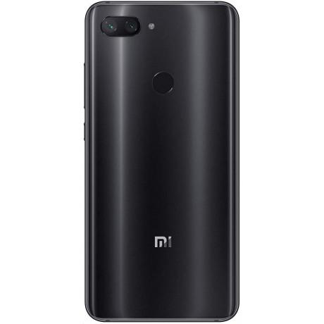 Xiaomi Mi 8 Lite Dual SIM - 64GB, 4GB RAM, 4G LTE, Black