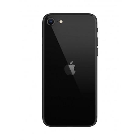Apple iPhone SE - 128GB, 3GB RAM, 4G LTE, Black - Single SIM and E-SIM