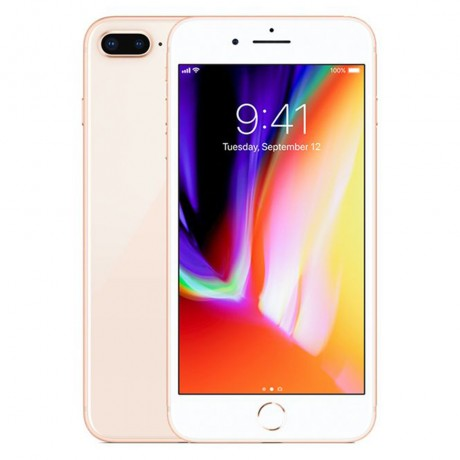 Apple IPhone 8 Plus With FaceTime - 128GB - Gold