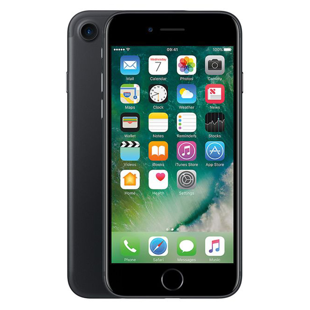 Apple iPhone 7 with FaceTime - 32GB - Black