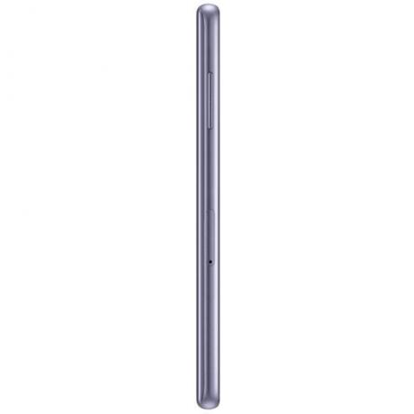 Samsung Galaxy A8+ Dual SIM - 64GB, 4GB RAM, 4G LTE, Gray
