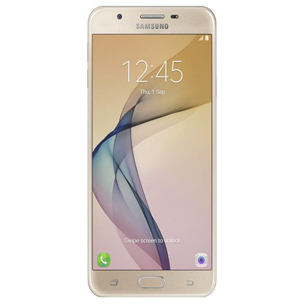 Samsung Galaxy J5 Prime Dual Sim - 16 GB, 2 GB, 4G LTE, Gold