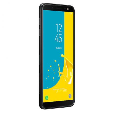 Samsung Galaxy J6 Dual SIM - 32GB, 3GB RAM, 4G LTE, Black