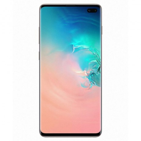 Samsung Galaxy S10+ - 6.4-inch 128GB Mobile Phone - Ceramic White