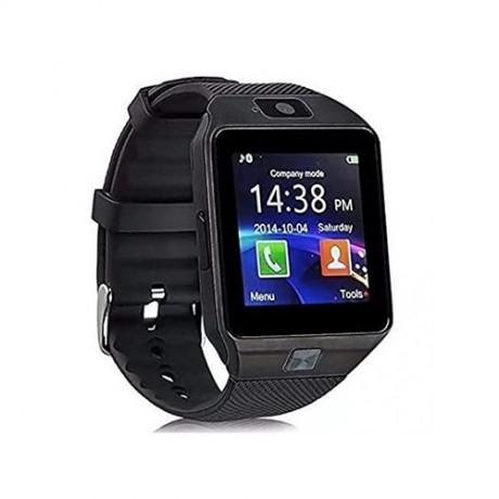 Generic Dz09 GSM Bluetooth Smart Watch - Black1