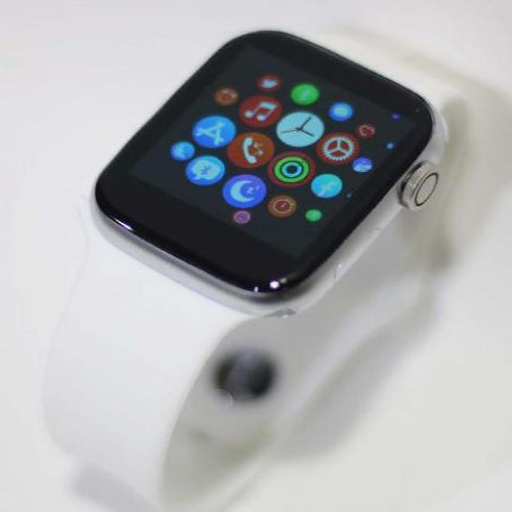Generic T5S Smart Watch - White